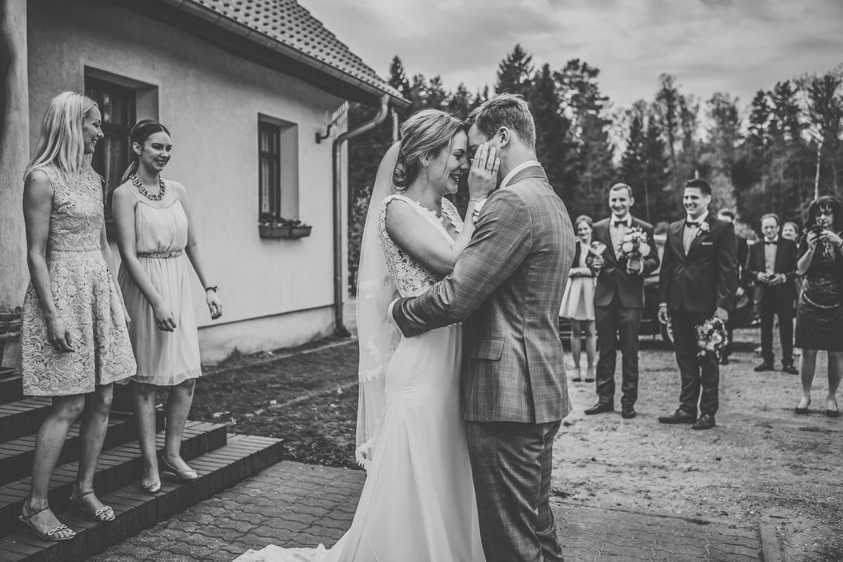 reportaż ślubny Justyny i Grzesia
